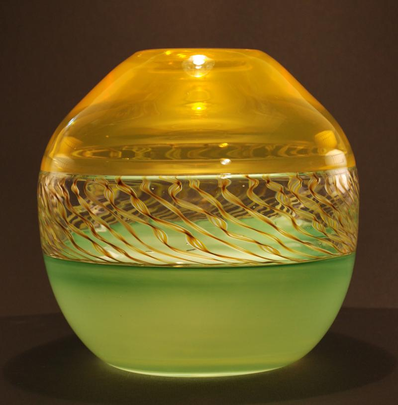 Oliver Debikey Studios Hand Blown Glass